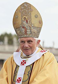 When was the last time you prayed for our Pope Emeritus?