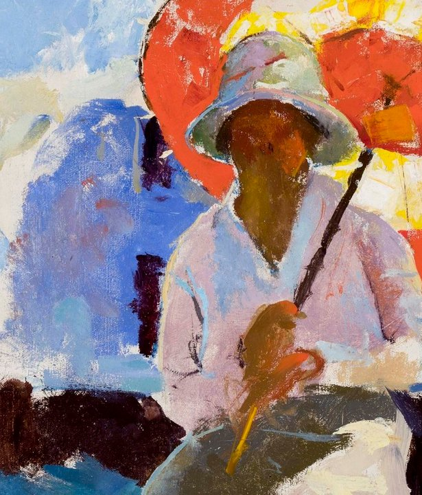 Charles Hawthorne ~ Portrait And Genre Painter