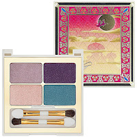 disney jasmine collection sephora magic carpet ride palette eyeshadow ombre paupières aladdin