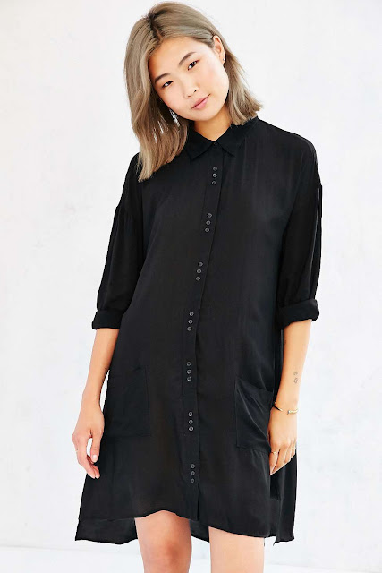 silence noise shirt dress