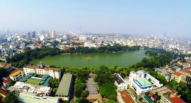 What is the name of Vietnam capital city