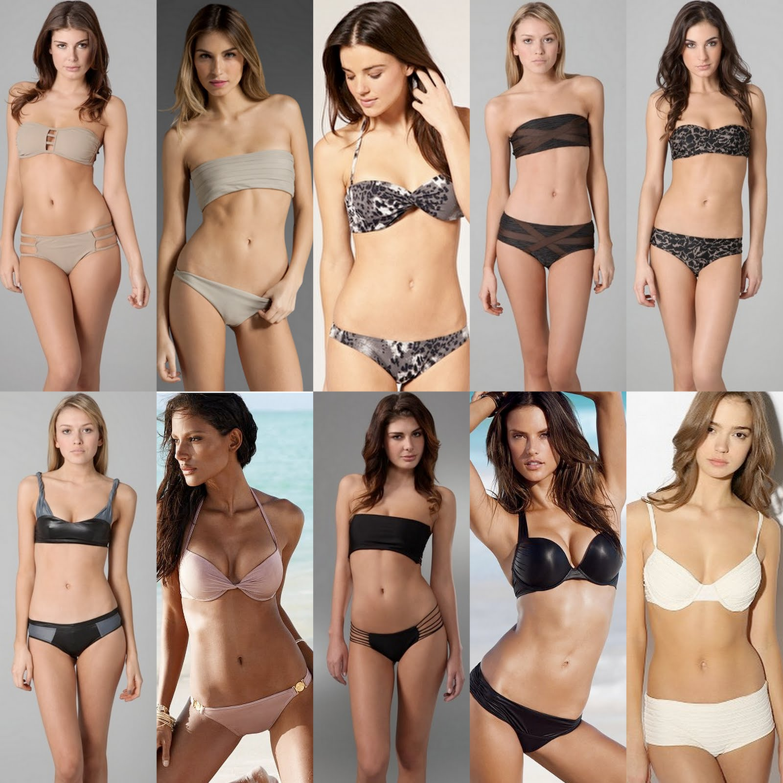 My 10 favorite bikinis of the