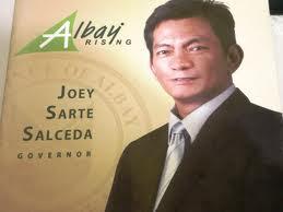 Governor Joey S. Salceda