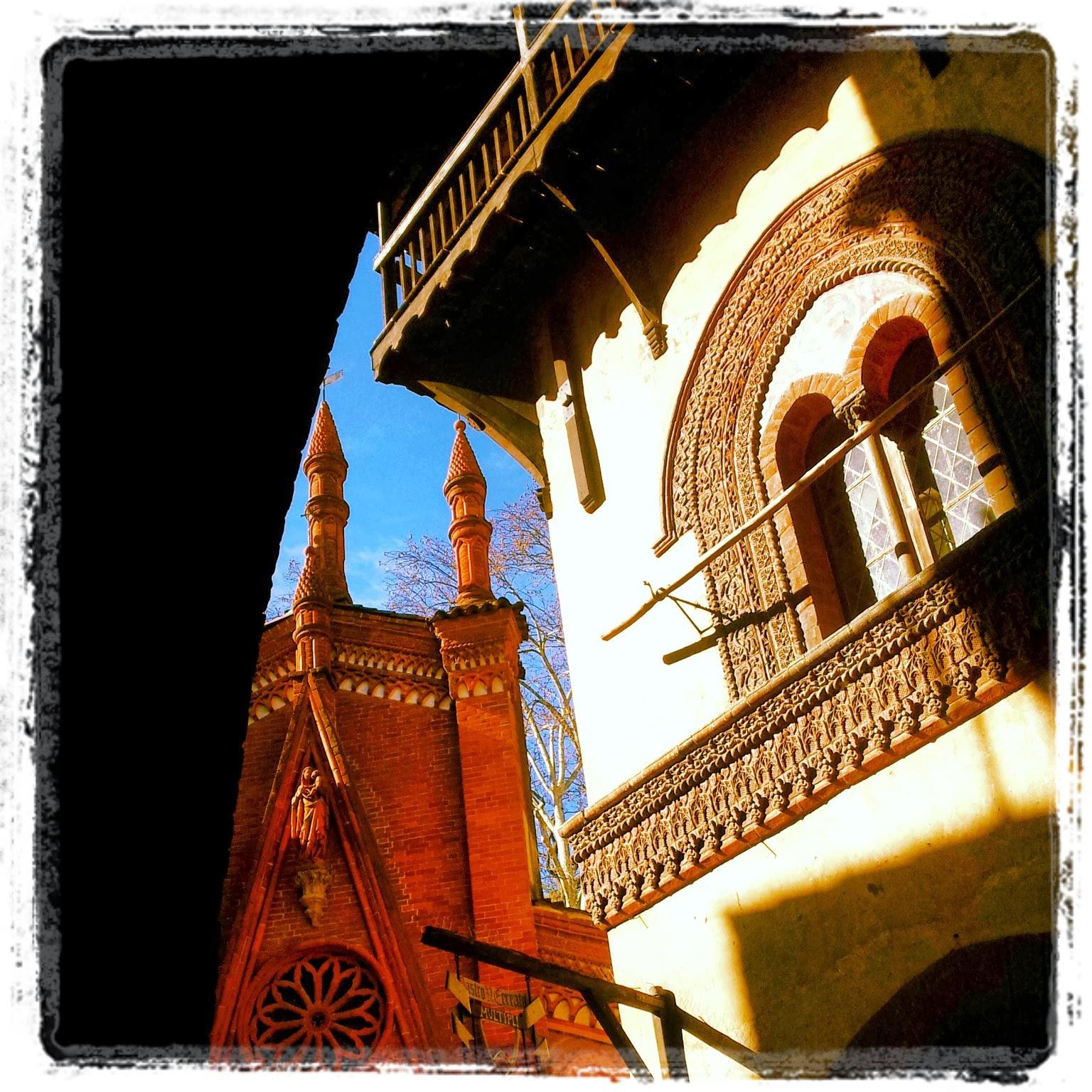 Borgo Medievale, Valentino Park, Turin