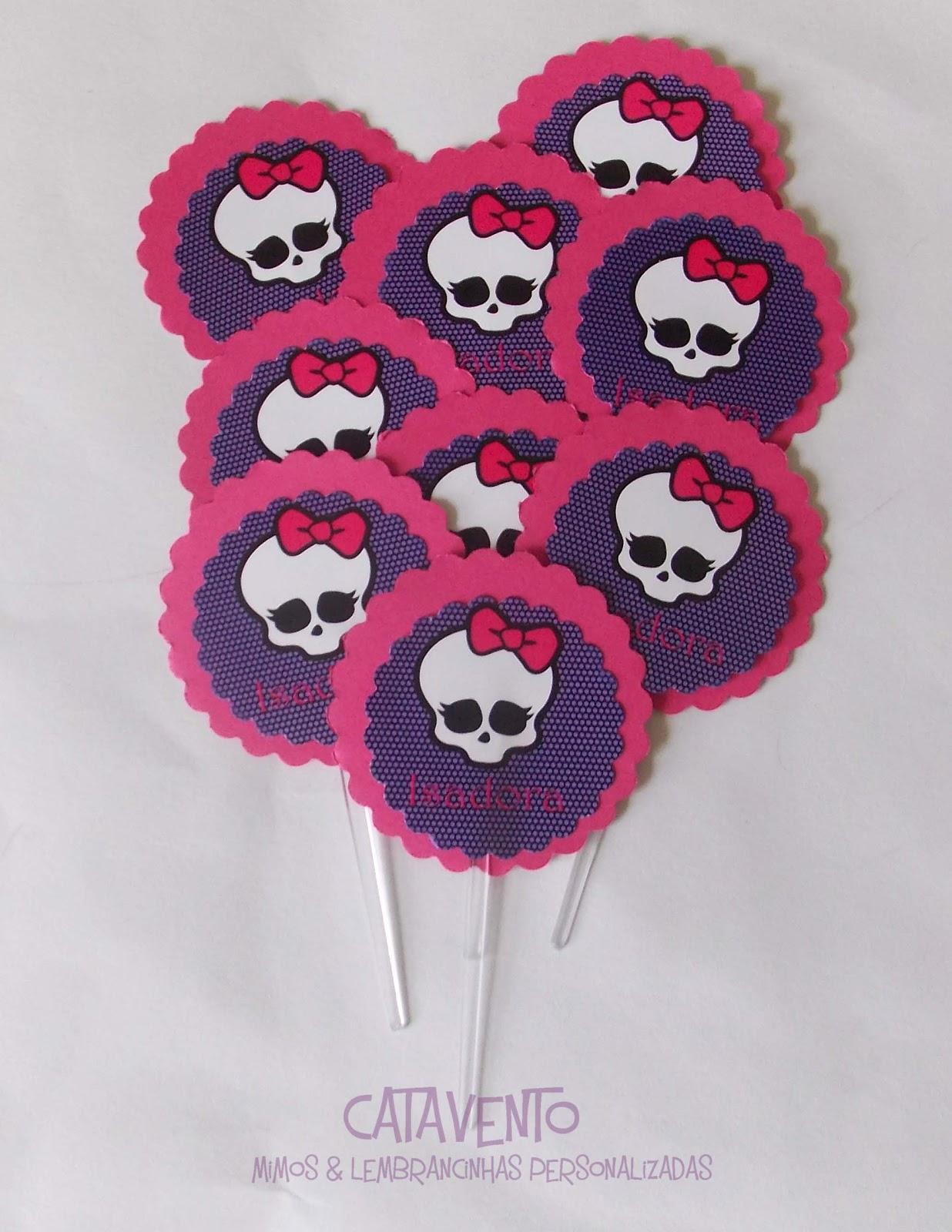 Os cupcakes da festa são da http://dellicato.blogspot.com.br/.