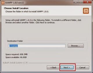 xampp 1 - Cara Install Xampp Di Windows 7