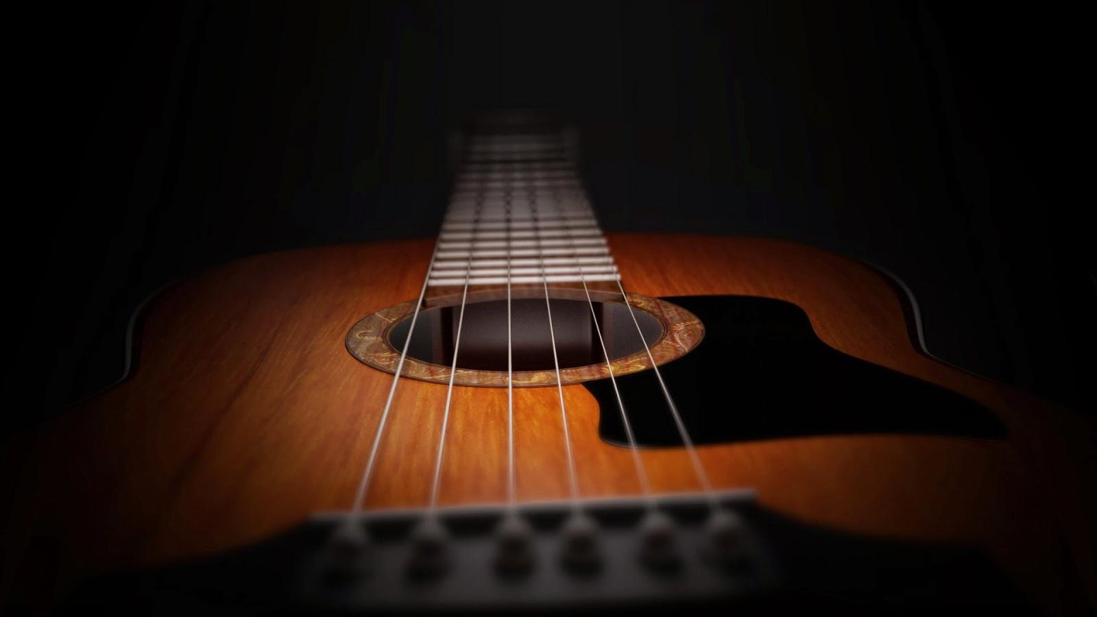 acoustic guitar wallpaper | kashi suraweera
