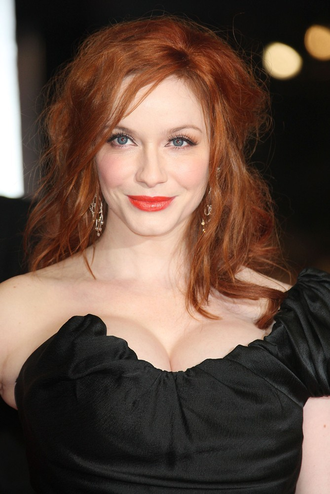Hollywood Christina Hendricks Profile Pictures Images