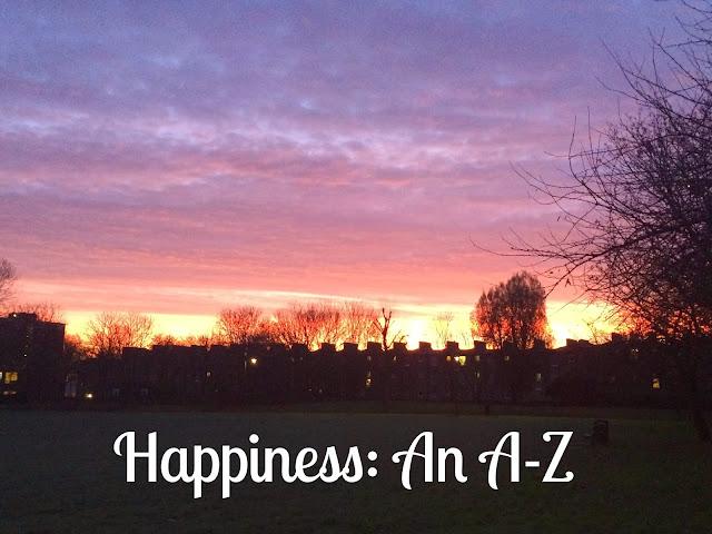 Happiness AZ Lit Nerd