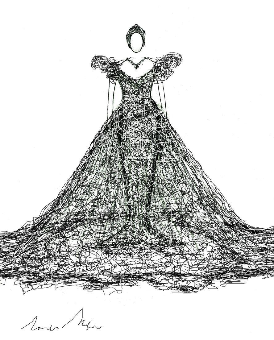 inspirationssketchesdesigns fashion design sketches