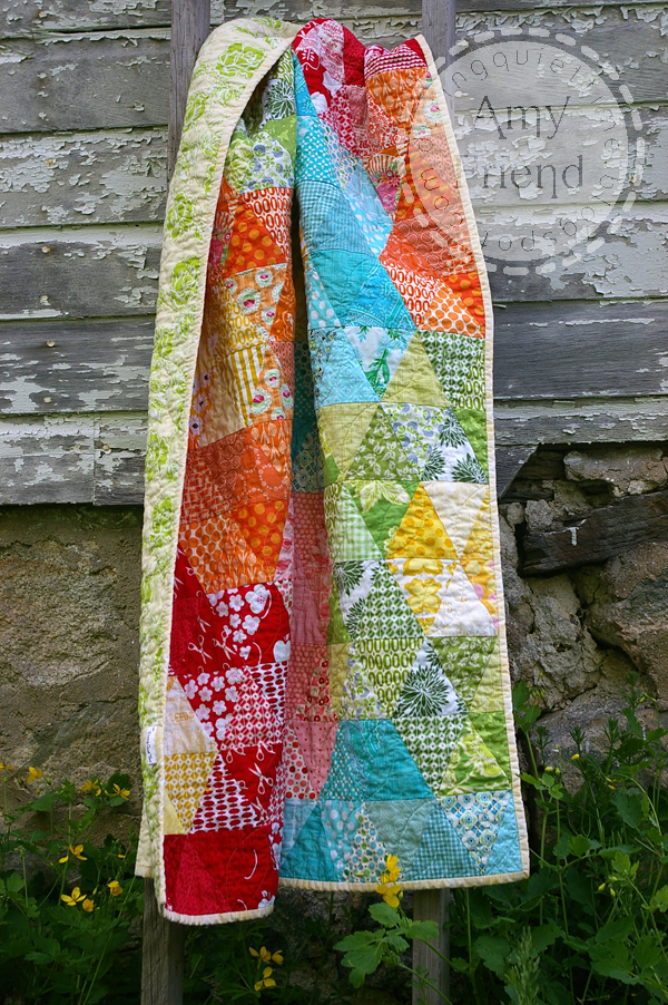 Mega Grandmothers Garden Quilt Sizzix Blog The Start Of