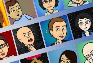 fumetti e avatar su Facebook