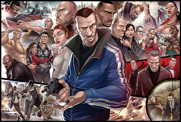#19 Grand Theft Auto Wallpaper