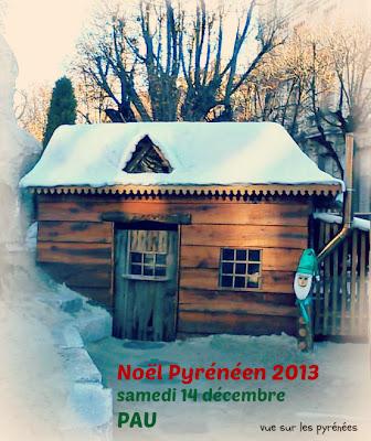 Noël Pyrénéen 2013 PAU