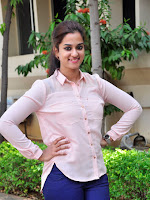 Nanditha Raj at Sankarabaranam movie event-cover-photo