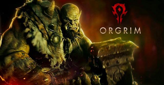 Veja o Orc Orgrim em artes inéditas da adaptação Warcraft: O Filme