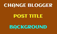 TITLE BACKGROUND