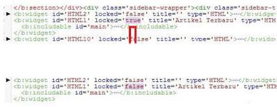 Cara Menghapus Widget Yang Terkunci