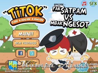 Satpam vs Suster Ngesot Online Game