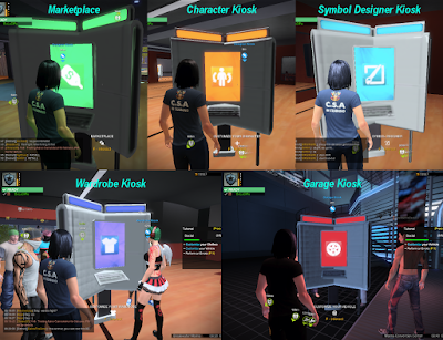 APB Reloaded - Social District Kiosks
