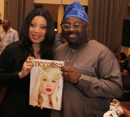 monalisa chinda ovation magazine
