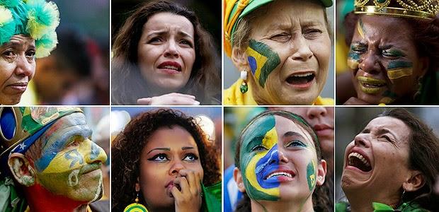 futebol, copa 2014, perdas, relacionamentos, fracasso brasileiro, humilhação brasileira copa,vexame brasil copa