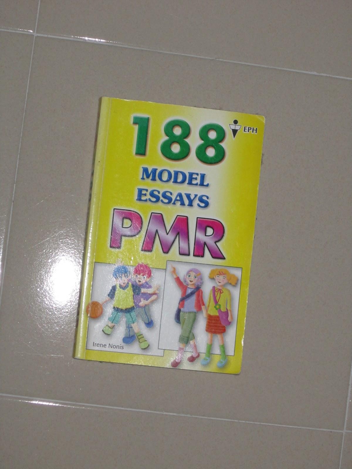 english model essays pmr