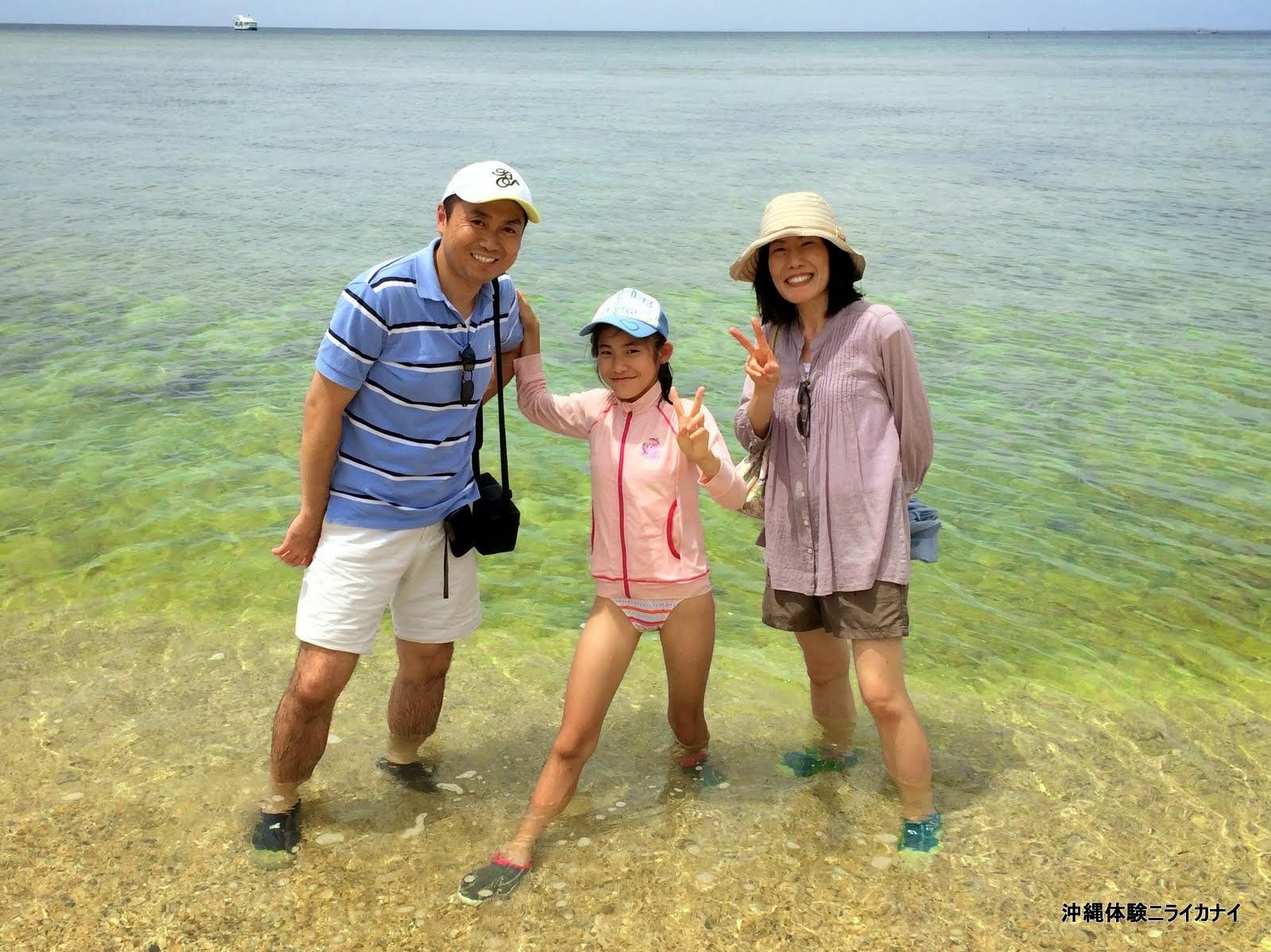 体験/観光 ビーチ 生き物観察