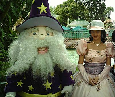 Enchanted Kingdom's Mascot