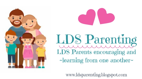 LDS Parenting: March 2012