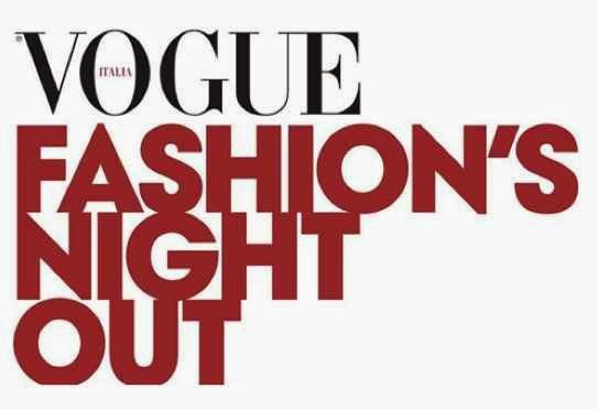 vogue fashion's night out a Roma, Roma, 11 settembre, 2014