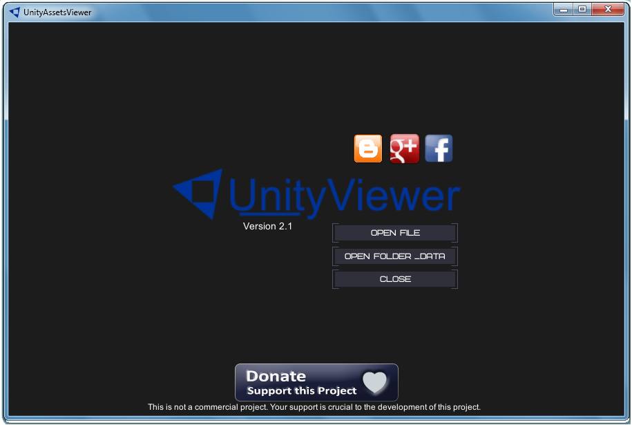 how to find assets in unity