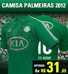 Camisa Palmeiras I