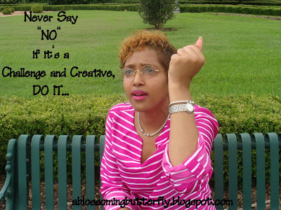 Challenge, Creative, Creativity, Courage, Spontaneous, Blog, Life, Personal Development