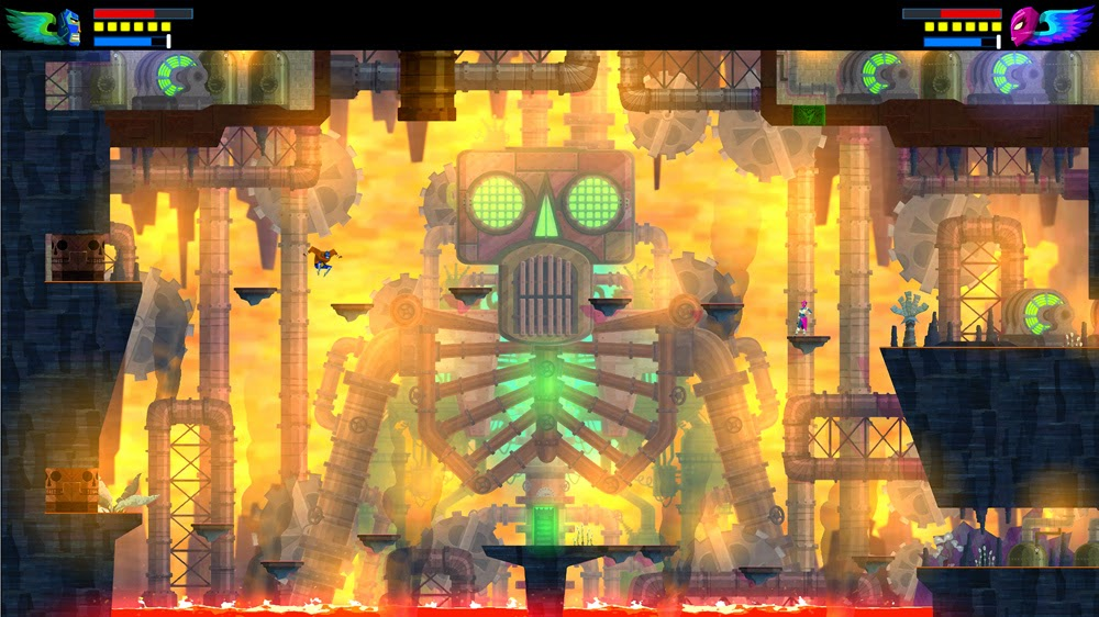 Download Guacamelee Super Turbo Championship Edition XBOX 360 Full