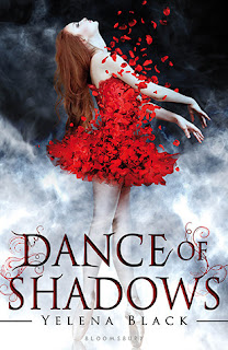 Review of Dance of Shadows by Yelena Black published by Bloomsbury
