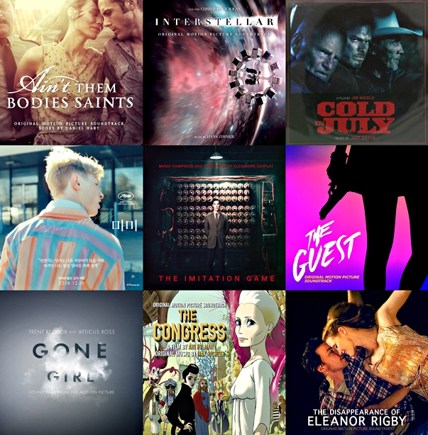Las 10 mejores bandas sonoras del año