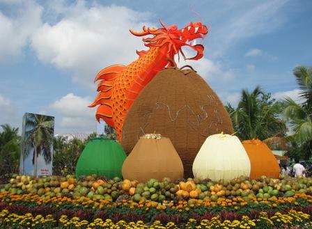 Festival Dừa - Bến Tre