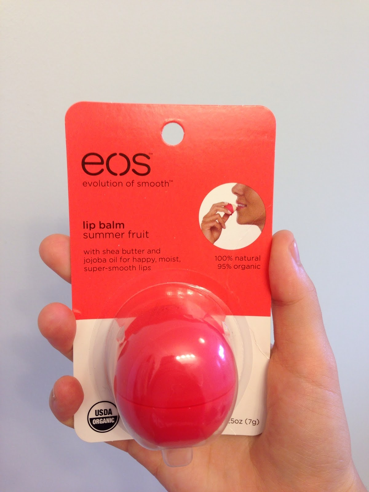 Is eos lip balm for guys