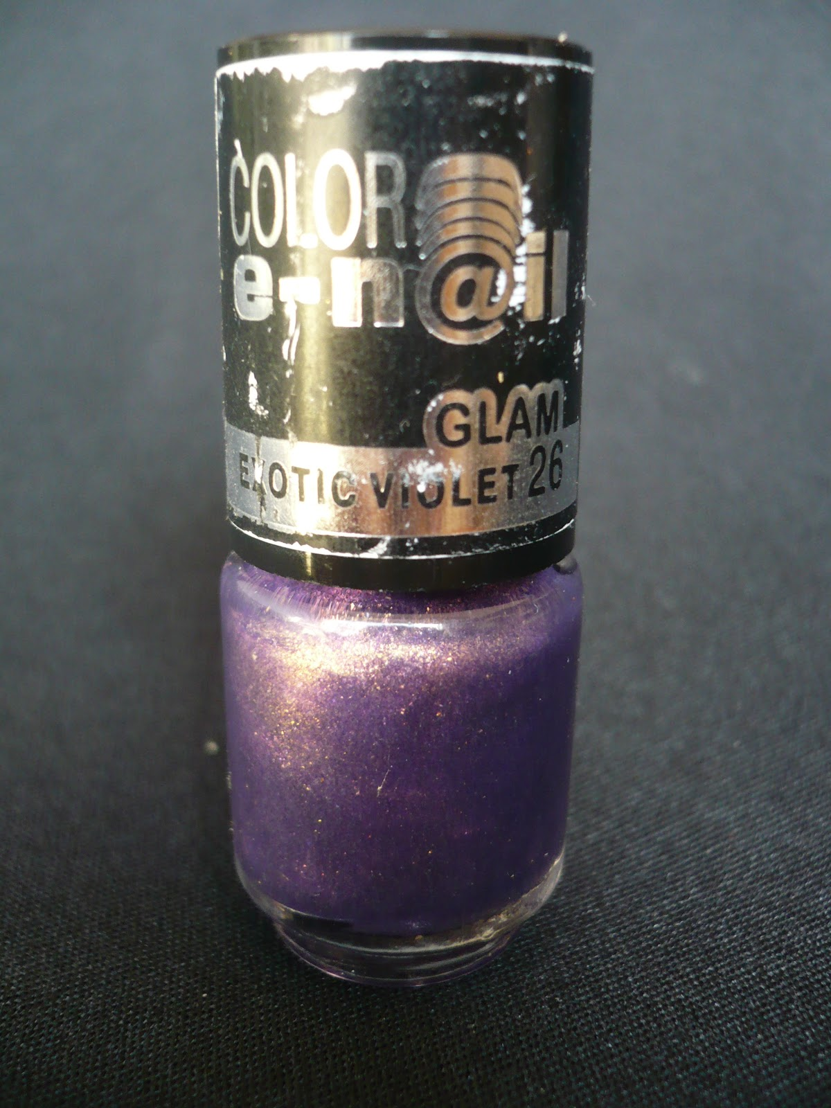 IDI Nail Color e-n@il Exotic Violet 26, opiniones swatch review