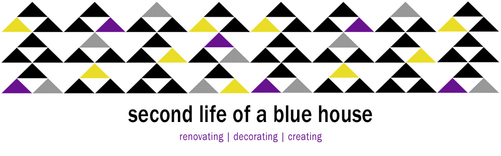 second life of a blue house