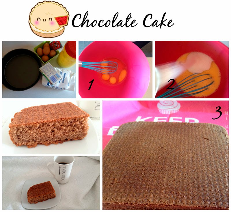 recipe chocolate cake