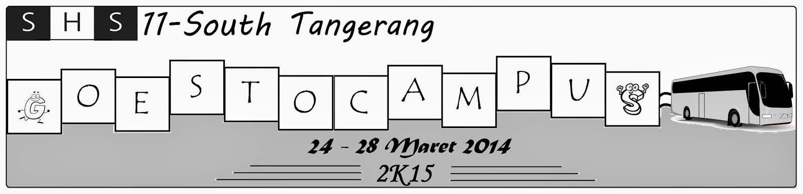 Stiker Goes To Campus SMAN 11 Tangsel