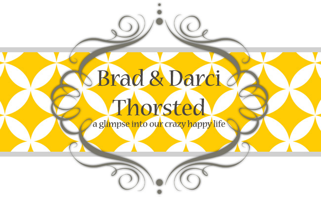 Brad and Darci Thorsted