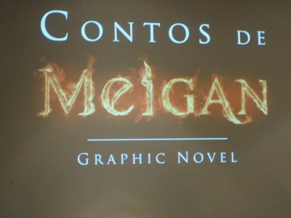 Graphic Novel Contos de Meigan