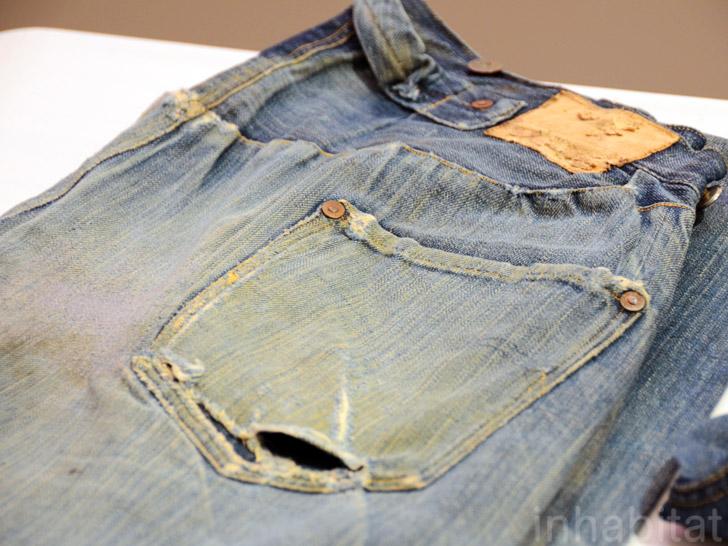 Sepasang jeans Levi's tertua di dunia