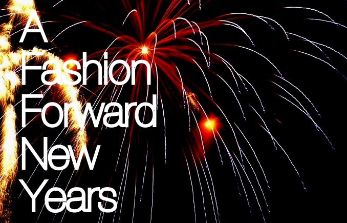 A fashion forward new years with fashion blog down to stars
