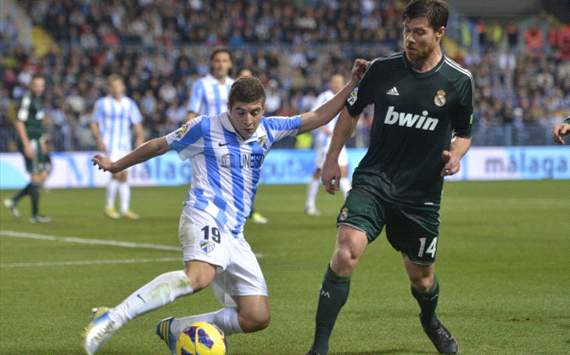 Hasil Skor Pertandingan Real Madrid Vs Malaga 23 Desember 2012