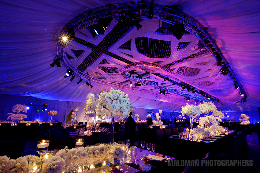 TV Personality Jackie Long NFL OT Jake Wedding Reception Celebrity Planner Tiffany Cook Planned Designed This Stunning