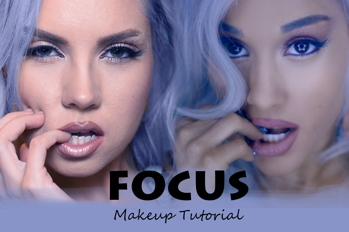 Makeup Tutorial: Ariana Grande - Problem Inspired Look